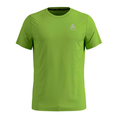 ODLO - ZEROWEIGHT - Maillot Homme green glow