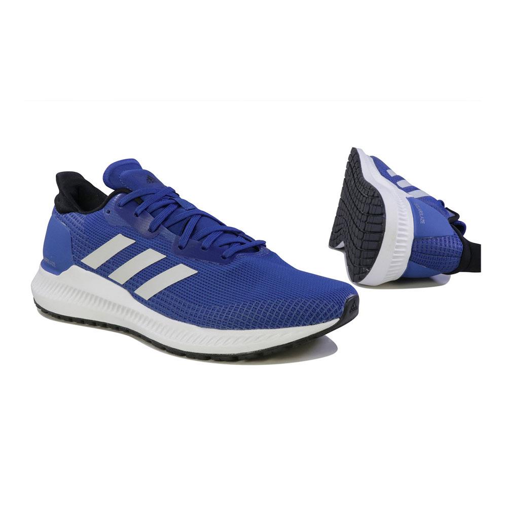 impulso Influencia paso  ADIDAS Adidas SOLAR BLAZE M - Zapatillas de running hombre  croyal/greone/conavy - Private Sport Shop