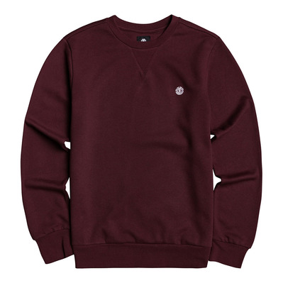 ELEMENT - CORNELL CLASSIC - Sweat Homme vintage red