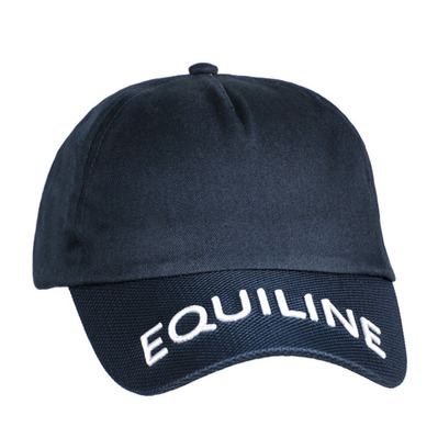 EQUILINE - CAPPELLO CON RICAMO Unisexe CHANCE BLUE