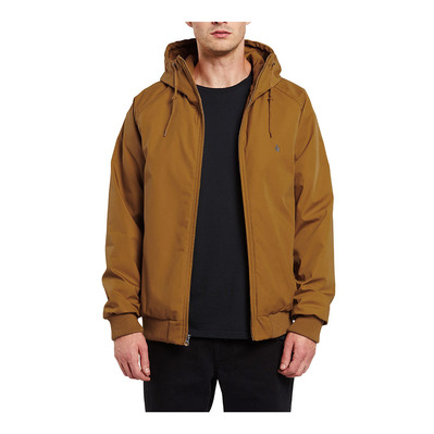 VOLCOM - HERNAN 5K JACKET Homme GOLDEN BROWN