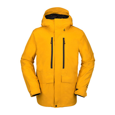 VOLCOM - TEN GORE-TEX JACKET Homme RESIN GOLD