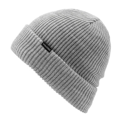 VOLCOM - POLAR LINED - Bonnet Femme heather grey