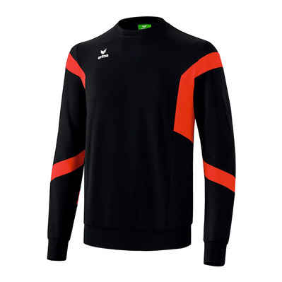 ERIMA - CLASSIC TEAM - Sweat Homme black/red
