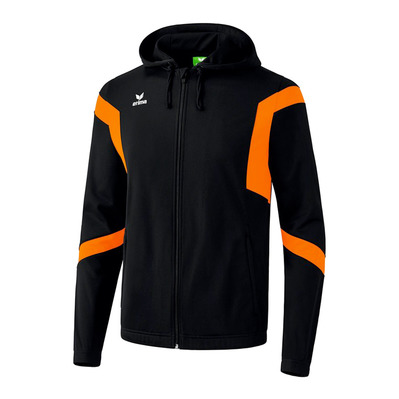 ERIMA - CLASSIC TEAM TRAINING HOOD - Veste  Homme black/orange
