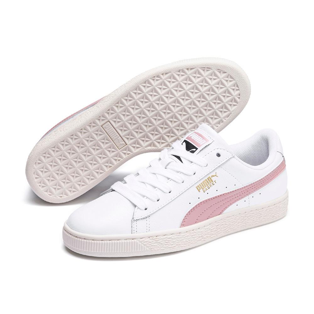 PUMA Puma CLASSIC LFS - Sneakers Femme puma white/bridal pink ...