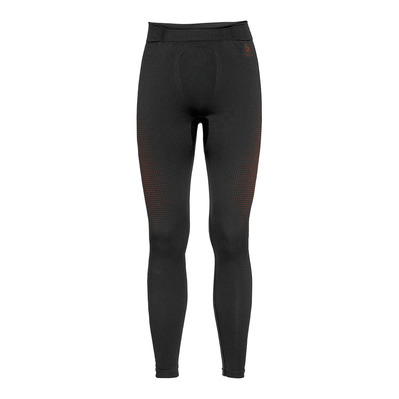 ODLO - PERFORMANCE WARM ECO - Collant Homme black/orange.com