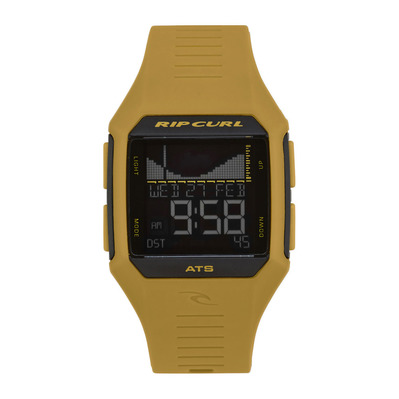 RIP CURL - RIFLES MIDSIZE TIDE - Montre yellow