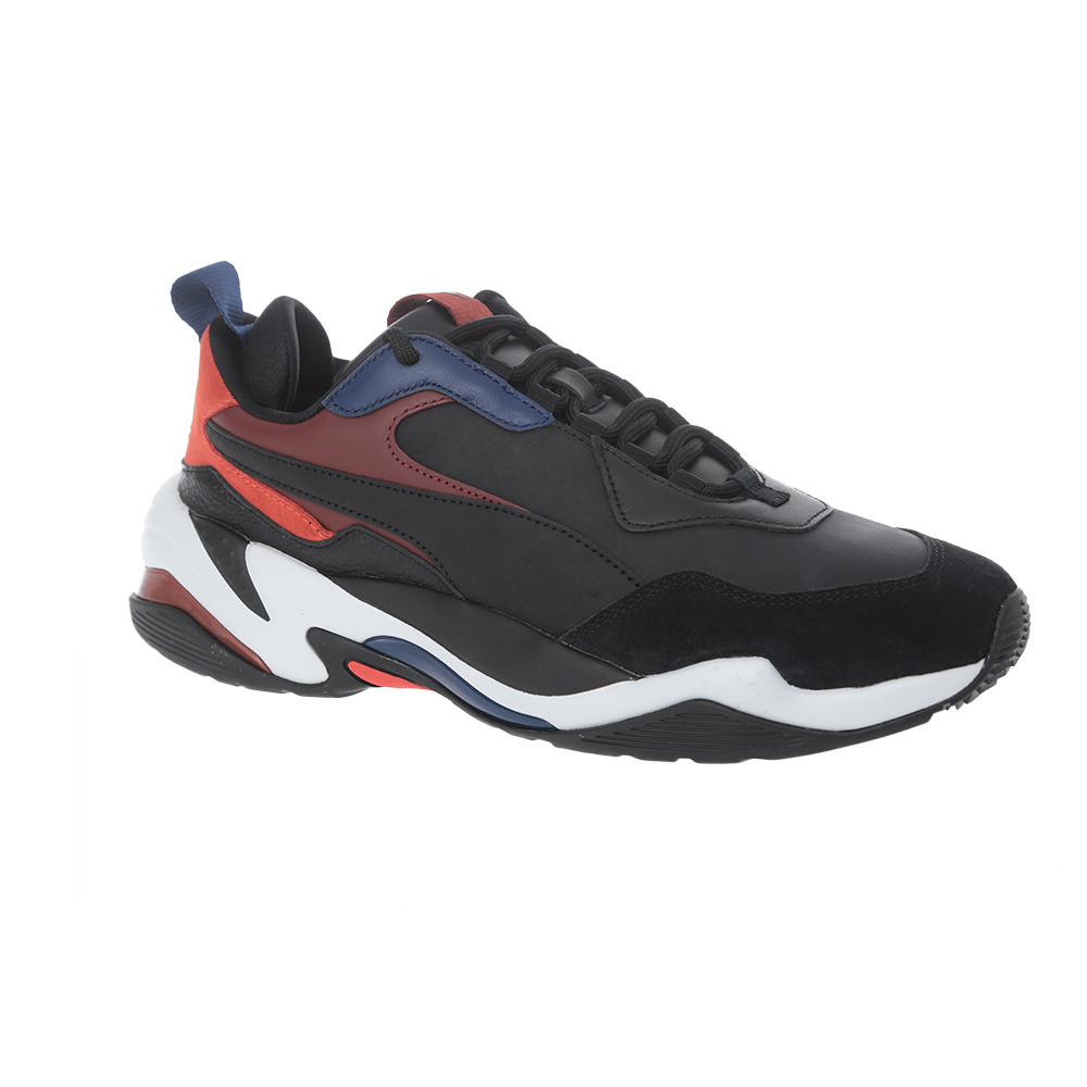 MUST-HAVE SPECIAL Puma THUNDER COULEUR - Trainers - puma black ...