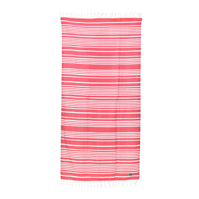 BANANA MOON - DORY MARBELLA - Beach Towel - coral