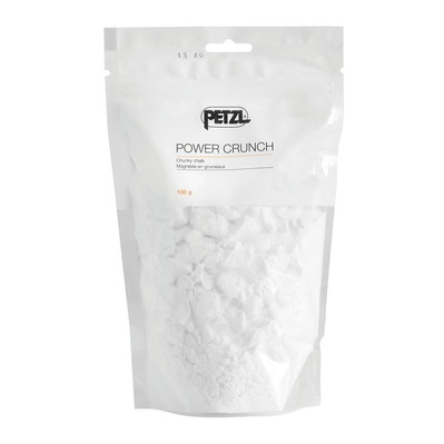 PETZL - POWER CRUNCH - Magnesite bianco