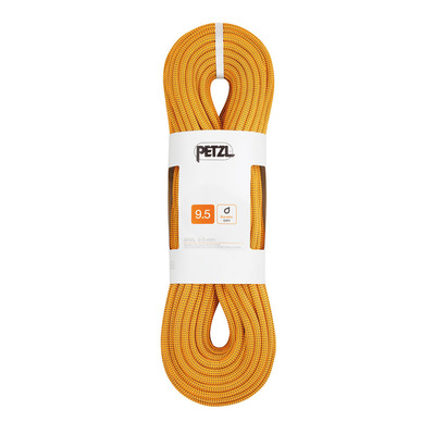 PETZL - ARIAL - Single Rope - 9.5mm gold