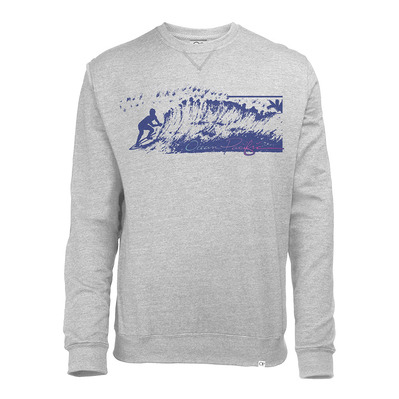 OCEAN PACIFIC - RIDING THE WAVE - Sweat Homme grey heather