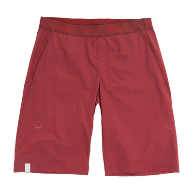 WILD COUNTRY - CURBARS - Short hombre ox blood