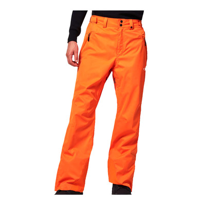 OAKLEY - CRESCENT 2.0 SHELL 2L 10K - Pantalon ski Homme bold orange