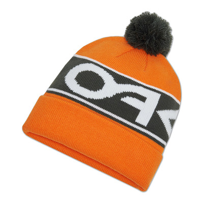 OAKLEY - FACTORY CUFF BEANIE Homme BOLD ORANGE
