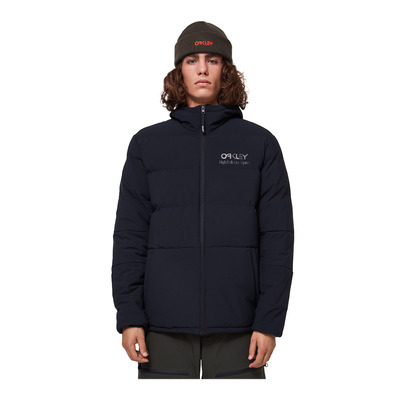 OAKLEY - TNP DWR INSULATED - Veste ski Homme blackout