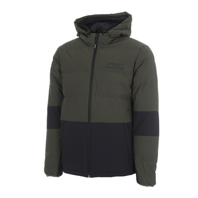 OAKLEY - TNP DWR INSULATED - Veste ski Homme black/green