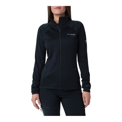 COLUMBIA - MOUNT DEFIANCE™ - Polar mujer black