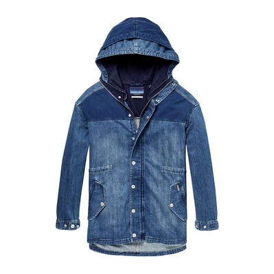 SCOTCH & SODA - 144127 - Chaqueta hombre denim