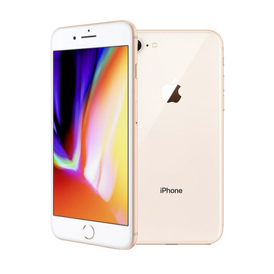 APPLE - - iPhone 8 64GB - gold - Grade A