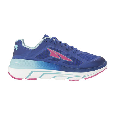 ALTRA - DUO - Running Shoes - Women's - blue/coral