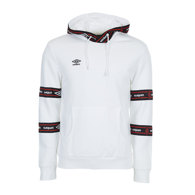 UMBRO - 697350-60 - Sweat Homme blanc