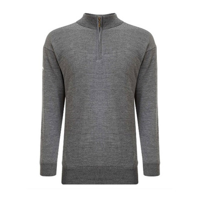 CALLAWAY - MERINO WDS - Pull Homme grey
