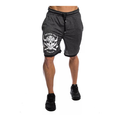 NORTHERN SPIRIT - SQUAT VIKING - Short hombre grey