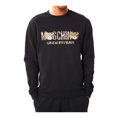 MOSCHINO - 1707_8129 - Sweat Homme blue