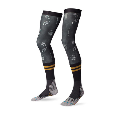 STANCE - HOOPS ICON - Calcetines hombre black
