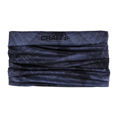 CRAFT - MULTISPORT - Braga para el cuello pwhirl/black