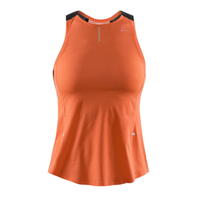 CRAFT - NANOWEIGHT - Camiseta de tirantes mujer boost