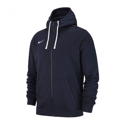 NIKE - FLC TEAM CLUB19 - Sweat Homme navy/white
