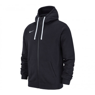 NIKE - FZ FLC TEAM CLUB 19 - Sweat Homme black/white