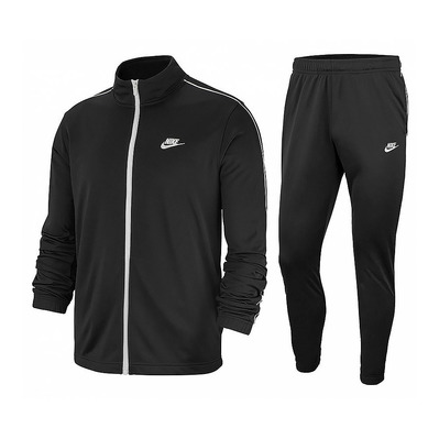 NIKE - NSW CE TRK PK BASIC - Ensemble de survêtement Homme black/white