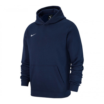 NIKE - PO FLC TM CLUB19 - Sweat Junior dark blue
