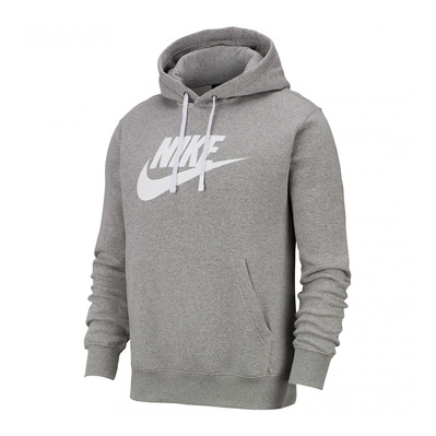 NIKE - SPORTSWEAR CLUB FLEECE - Sweat Homme grey/white