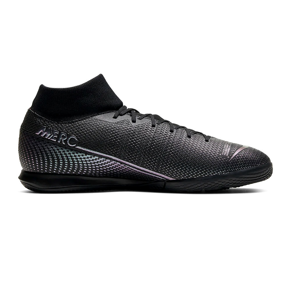 NIKE Nike SUPERFYL ACADEMY IC - Chaussures Futsal Homme black ...