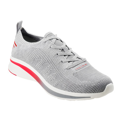 IQ FITNESS - IQ ULTRA LIGHT - Zapatillas de training hombre mid grey
