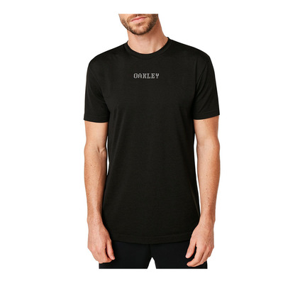 OAKLEY - 3RD-G O FIT - Camiseta hombre blackout