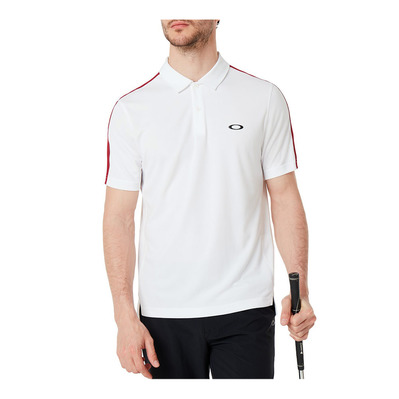 OAKLEY - PERFORATED SOLID - Polo hombre white