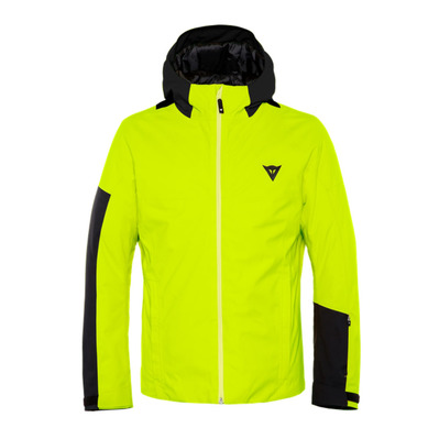 DAINESE SKI - Dainese HP2 M4 - Veste ski Homme lime punch/stretch limo/stretch limo