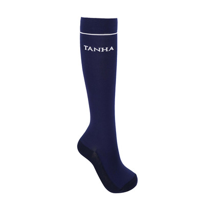 TANHA - HORTENSIA - Chaussettes x2 navy