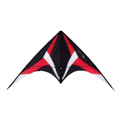 DRAGON FLY - MASETRO 165 - Cerf-volant acrobatique rouge/blanc/noir