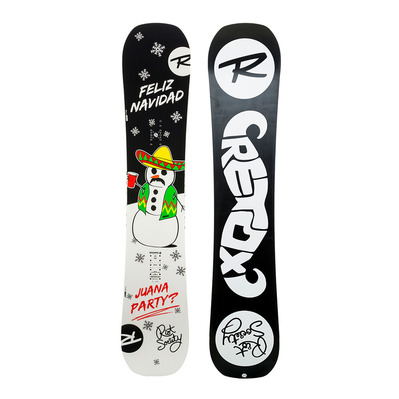 rossignol - RETOX 19 - Freestyle Snowboard - Men's - black