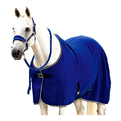 HORSEWARE - WOOL SHEET COOLERS - Manta de secado de lana royal blue