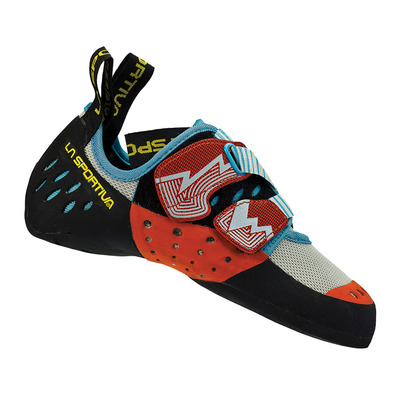 LA SPORTIVA - OXYGYM - Climbing Shoes - Women's - white/coral
