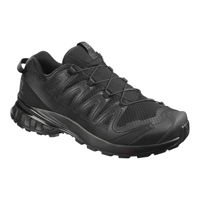 SALOMON - Shoes XA PRO 3D v8 WIDE Black/Black/Bk Homme Black/Black/Bk