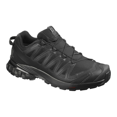SALOMON - XA PRO 3D V8 GTX - Hiking Shoes - Men's - black/black/black